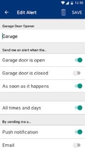 Ismartalarm Contact Sensor Vs Samsung Smartthings