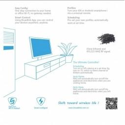 BroadLink RM2 Pro RM2 Pro Specs | SmartHomeDB