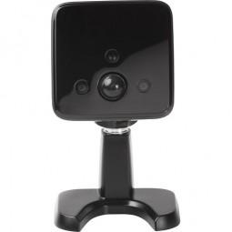 PEQ Indoor and Outdoor Security Camera in Black