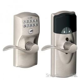 Schlage Wireless Lock Fe599 Fe599 Works With Samsung