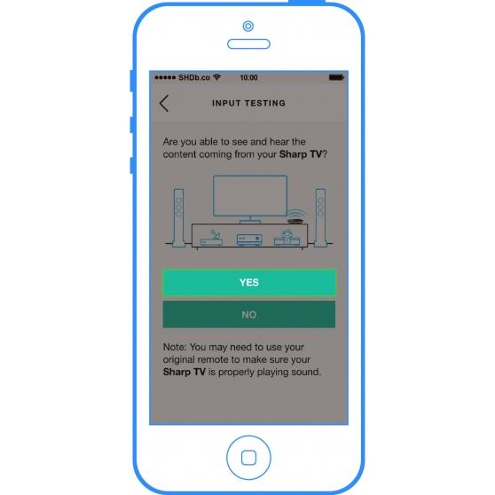 How to Install / Setup a Logitech Harmony Home Hub (via iOS) - Smart